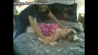 Girl gets tied and pussy licked